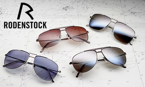 5057cbd9e9ae92 Rodenstock Kantsch zonnebrillen voor echte avonturiers